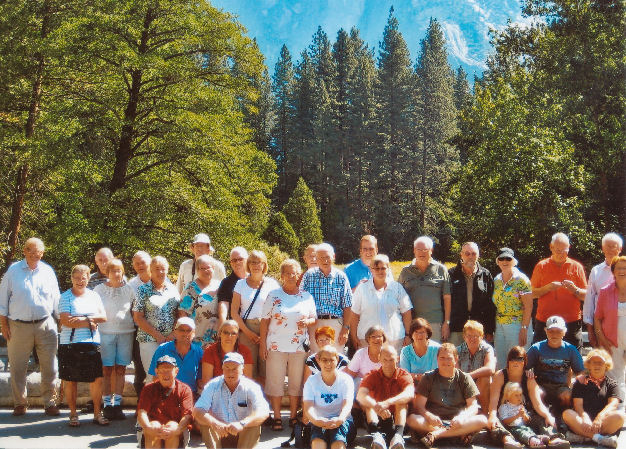 Bishop - yosemite national park - oakhurst